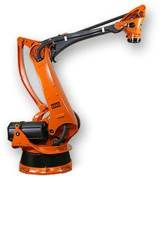 KUKA Robot KR elements: organic compound curved details - almost no flat surfaces anywhere. Industrial Robots, Robot Design, Outdoor Power Equipment, Gadgets, Robotics, Language, Organic, Tools, Robots