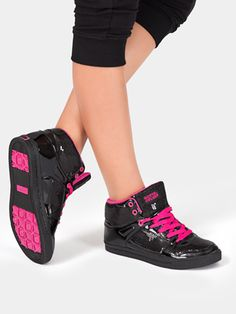 Adult High Top Sneaker - Style No KICKS $32.99 http://www.allaboutdance.com/dance-clothing/product-view/style_KICKS.html?SID=593554609&mainCategory=SHOE&styleOne=HIPHOPSHOESA&PageNumber=1&ageGroup=none #allaboutdance #danceclass #freeshipping