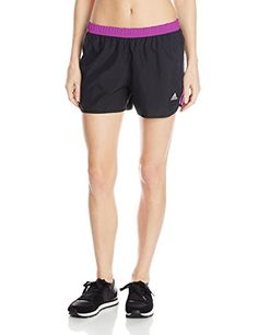 6d3fb71e5fa5 adidas Performance Women s Response Short  A key short for every female  runner. This short features a comfortable inner brief and elastic waistband  with ...