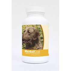 Healthy Breeds Chesapeake Bay Retriever Natural Skin-Coat Support Chewable Tablets 60 Count