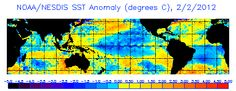 Current Operational SST Anomaly Charts