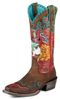 For the show barn.....Womens Ariat  Boots  #10008770 via @Chris Allen & Cheryl Smith Boots 199