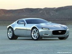 Amazing - miles ahead of the  the Government Motors Camaro in styling: 2015 Mustang Concept