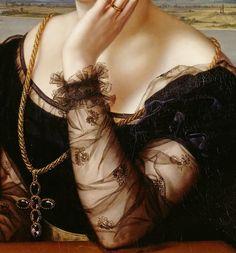 Karl Joseph Begas: Wilhelmine Begas, the Artists Wife