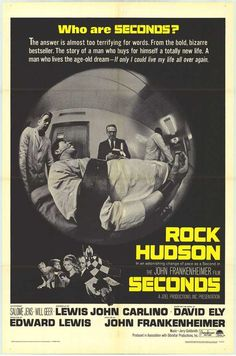 Seconds (1966)  http://www.youtube.com/watch?v=DQhlCRpuX8Y