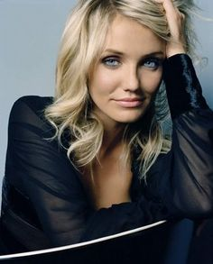 I've been hooked on Cameron Diaz since the Mask.
