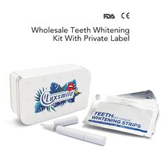 Teeth whitening kits wholesale!!! private label/ OEM avaliable!!! Teeth Bleaching Kit, Private Label, Teeth Whitening, Oem, Personal Care, Tooth Bleaching, Personal Hygiene