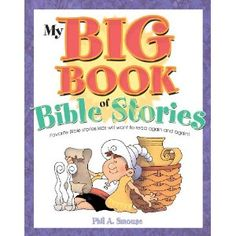 If your kids love Dr. Seuss, they're sure to enjoy My BIG Book of Bible Stories – 17 favorite stories, featuring hilarious rhymes and bright, fun illustrations, for preschoolers through early readers. Why not read good things to children's minds, rather than the things they hear in everyday life.you can purchase by clicking through on this pin. March 18, 2012