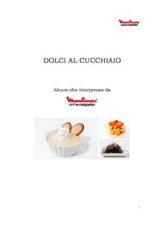 "Nuovo ricettario: ""Dolci al Cucchiaio"" - http://www.mycuco.it/cuisine-companion-moulinex/nuovo-ricettario-dolci-al-cucchiaio/?utm_source=PN&utm_medium=Pinterest&utm_campaign=SNAP%2Bfrom%2BMy+CuCo"