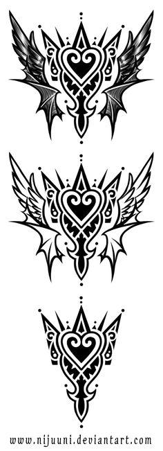 Oathkeeper And Oblivion Design By Nijuuni On Deviantart Auto