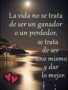 La vida se trata Spanish Inspirational Quotes, Spanish Quotes, Positive Phrases, Positive Quotes, Positive Messages, Love Me Quotes, Best Quotes, Life Quotes, Snoopy Quotes