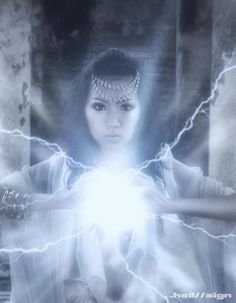 Astrape- The goddess & personification of lightning