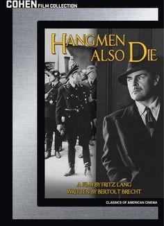 Hangmen Also Die - Blu-Ray (Cohen Region A) Release Date: September 9, 2014 (Amazon U.S.)