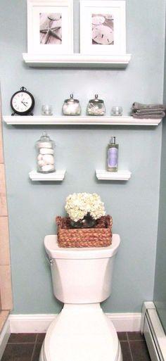 Banheiros pequenos e charmosos para copiar já…