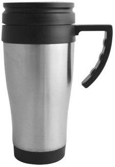 Great Value 14 oz 400ml High Grade Stainless Steel Thermal Travel Mug Hot + Cold Drinks Tea Coffee Verdi http://www.amazon.co.uk/dp/B00ULOG5EU/ref=cm_sw_r_pi_dp_oJ8lwb1NA705H