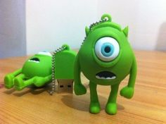 Wholesale Price! 8GB Cute Monsters Model Usb 2.0 flash Memory Stick Pen Drive #UnbrandedGeneric