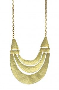 Hammered gold is an ancient technique that is adding a textural touch to modern jewelry this fall. Where to Find Hammered Modern Jewelry, Metal Jewelry, Hammered Gold, Statement Jewelry, Metals, Gold Necklace, Colour, Bracelets, Earrings