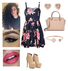 """""""Random."""" by grier-kiara906 on Polyvore featuring beauty, Ally Fashion and Michael Kors"""