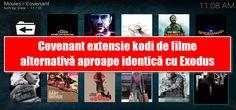 Covenant extensie kodi de filme alternativă aproape identică cu Exodus