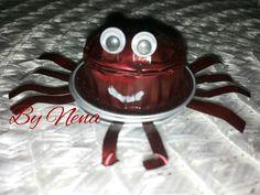Granchio con capsule Nespresso