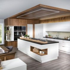 41 GORGEOUS CONCEPT MODERN KITCHEN ROOM DESIGN