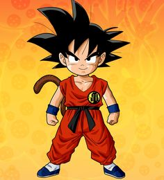 Dragon Ball Kid Goku