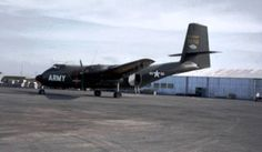 US Army De Havilland Canada DHC-4/C-7 Caribou.