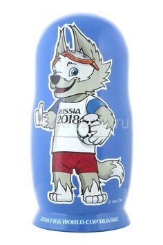 FIFA World Cup Russia 2018 Souvenir Matryoshka Nesting Doll Football Soccer  | eBay