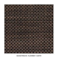 Basketweave  Earth Floormat by Chilewich  30 x 106 >>> More info could be found at the image url.Note:It is affiliate link to Amazon.