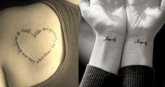 tattoo homenagem filhos - Pesquisa Google