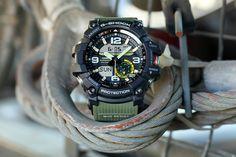 G-Shock GG-1000-1A3 Military Mudmaster