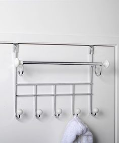 Nice Another Great Find On #zulily! Towel Bar Over Door Hook Rack By Design