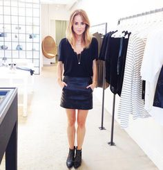 Anine Bing Opens Her First Store on L.A.'s West Third Street   Fashion Trends Daily