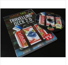 Free shipping!Travelling Deck 2.0 (Red&Blue) by Takel-Magic Trick,stage/closeup,magic tricks,fire,props,comedy   http://www.buymagictrick.com/products/free-shippingtravelling-deck-2-0-redblue-by-takel-magic-trickstagecloseupmagic-tricksfirepropscomedy/  US $15.88  Buy Magic Tricks