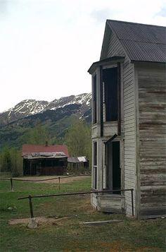 Ironton, Colorado ghost town