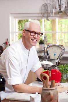 Rudolph van Veen niet alleen kok maar ook kookboekenschrijver