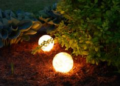 Craft, Home and Garden Ideas - 22 DIY Garden Lights