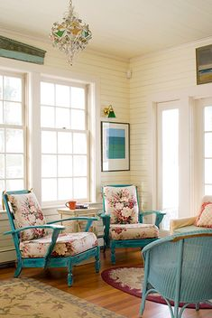 Ideas for cottage chairs
