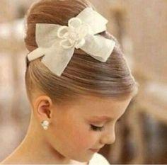 Jr bridesmaids hair possibility!