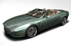 Aston Martin Centennial by Zagato