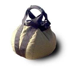Kevlar Kettle Bell Sandbags.  #kettlebell #crossfit