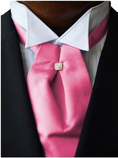 pink ascot tuxedo - Google Search