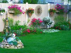 Fun little Garden Area