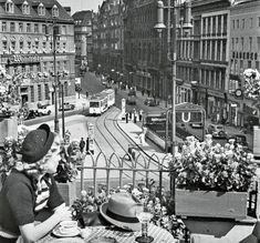 Der Berliner Spittelmarkt 1937 © Stadtmuseum Berlin   Foto: Harry Croner