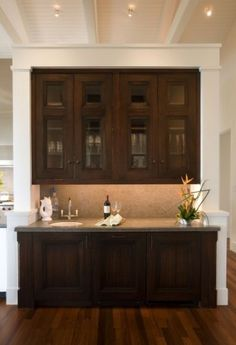 Built In Bar Cabinet Design Ideas Pictures Remodel And Decor