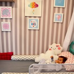 Mamãe Plugada - novo quartinho bebê