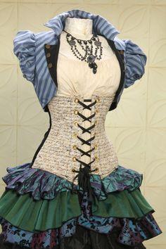 CORSETS www.pinterest.com/wholoves/corsets