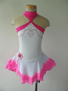 Nice custom Figure skating Competition dress 5509-1