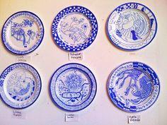 Unique Middle Schools Arts Project | ... Grade 6, China Porcelain Project at Paul Revere Charter Middle School