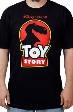 Rex Toy Story Shirt: Movies Disney, Pixar, Toy Story T-shirt